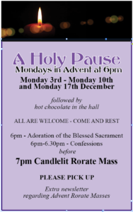 A Holy Pause @ St John the Baptist RC Church   Scotland   United Kingdom