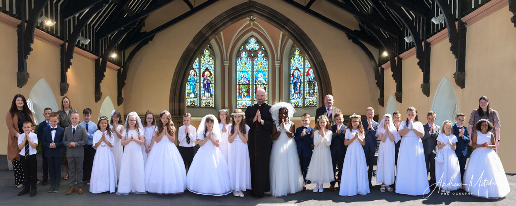 First Holy Communion 2021